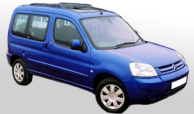 Van Citroen Berlingo 2007