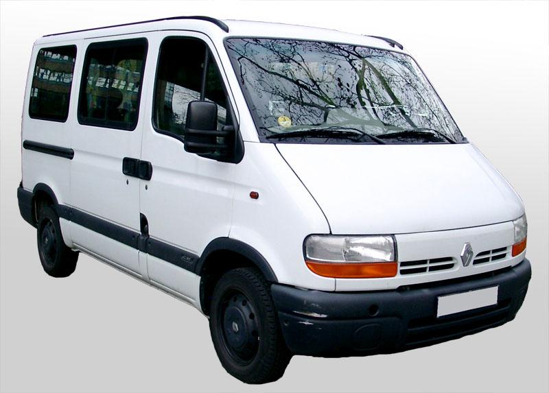 Dostawcze Renault Master 2008