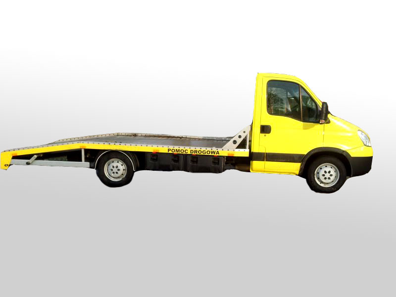 Laweta Iveco Daily 2008